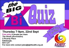 Quiz Night flyer