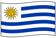 And Uruguay makes twelve