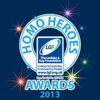 Homo Heroes 2013 logo