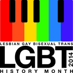 LGBT History Month gets musical theme