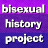 Bisexual History Project logo
